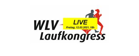 Info zum WLV Laufkongress LIVE auf Instagram